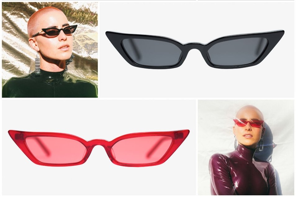 Would You Dare To Wear Trendy Sunglasses This Fall?