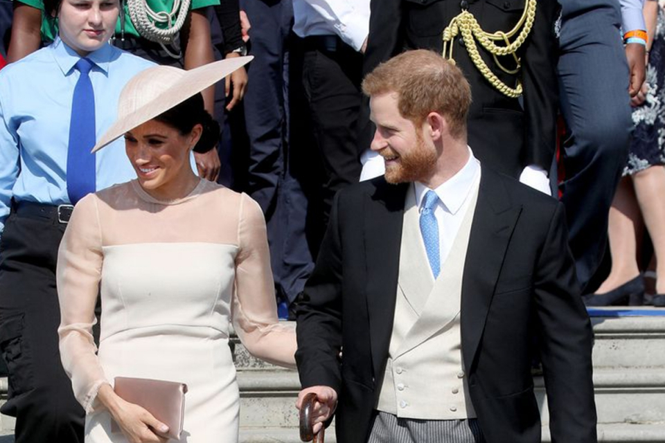 Prince Harry and Meghan Markle - The Duke and Duchess of Sussex Delayed Their Honeymoon