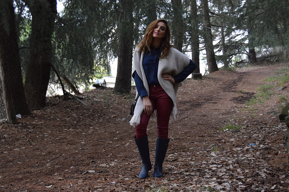 Falling for Fall With Massimo Dutti