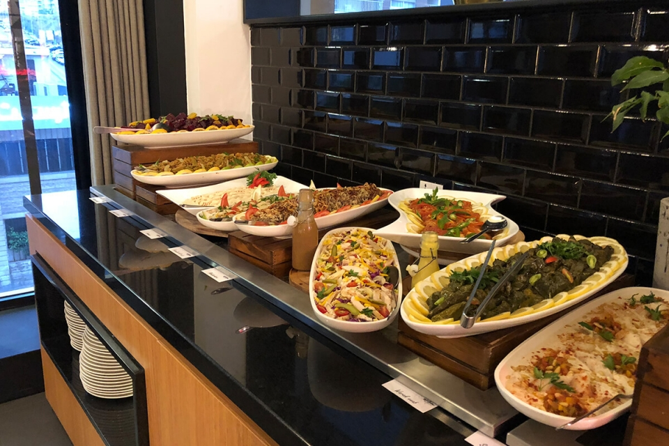 Iftar at Radisson Blu - Verdun