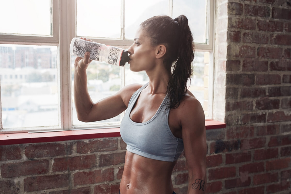 Hitting the Gym? Fuel up Before, During and After your Workout!