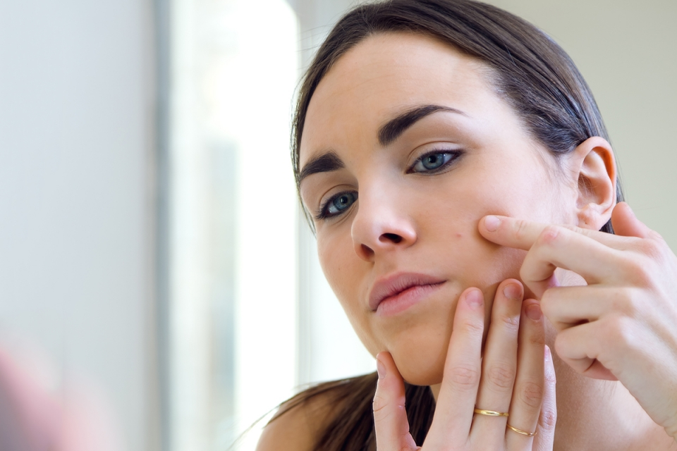 Does it surprise you when your skin keeps breaking out?