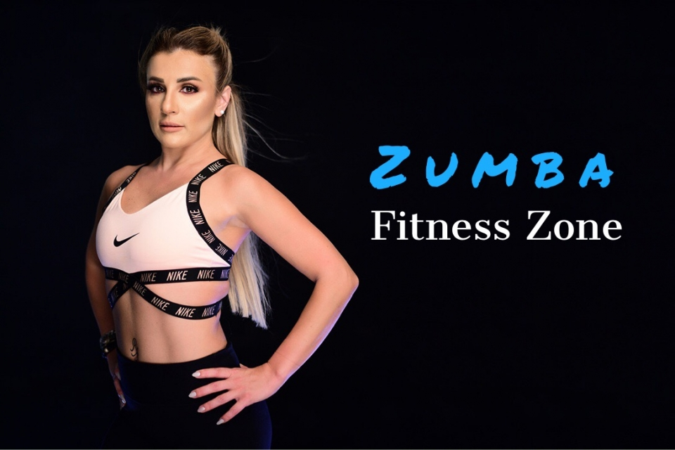 Zumba Class ON - Fitness Zone