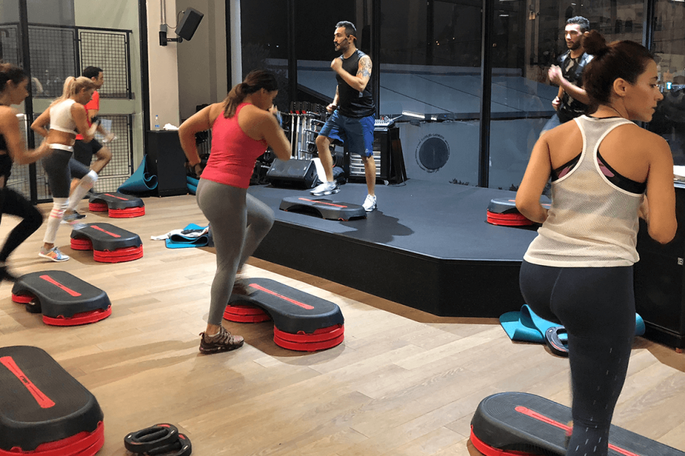 BODYSTEP – The Overall Fitness