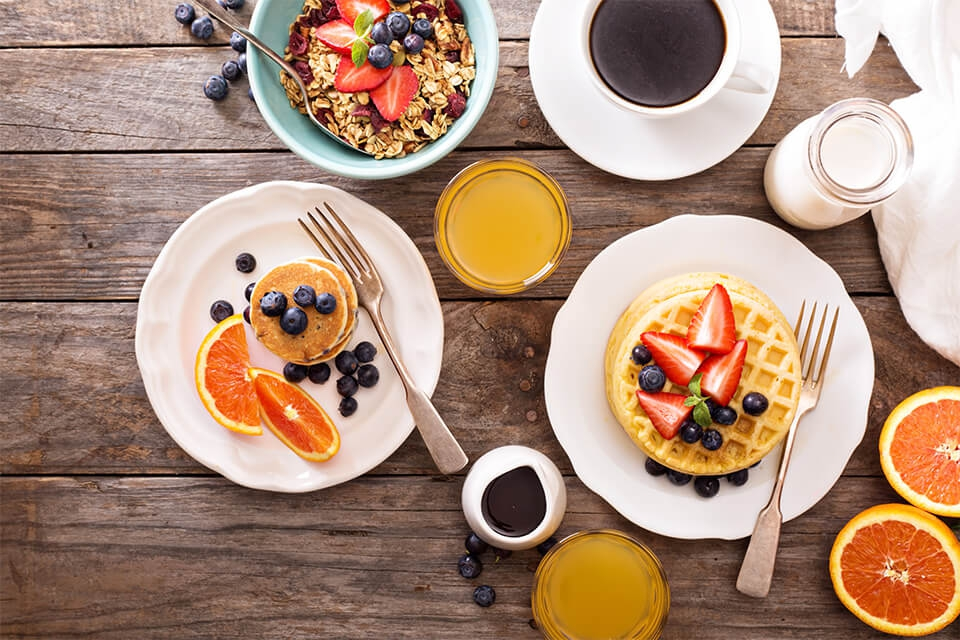 Do you consider your breakfast as healthy?