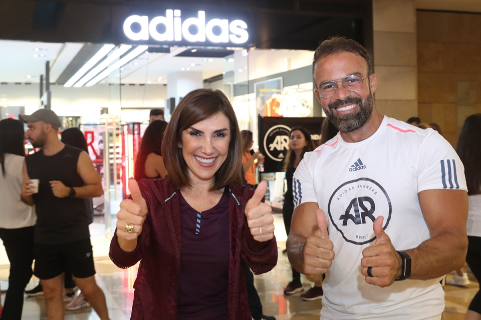Adidas Raises Awareness on Healthy Lifestyle