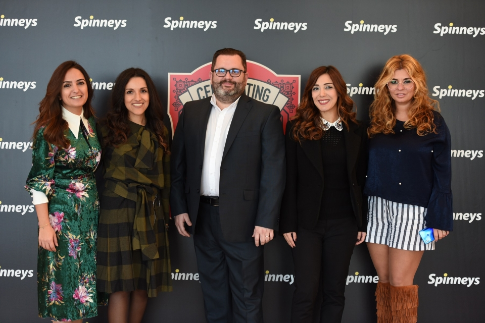 Spinneys Honors Media in an End of Year Celebration