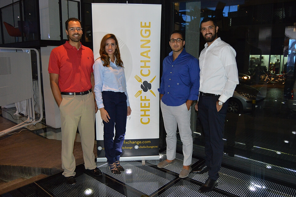ChefXChange in Beirut