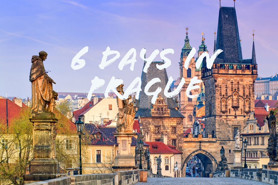 How to Spend 6 Days in Prague Like a Pro