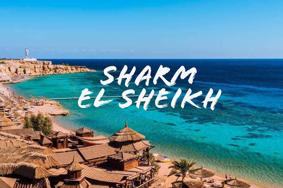 Sharm El Sheikh - Travel Into the Blue
