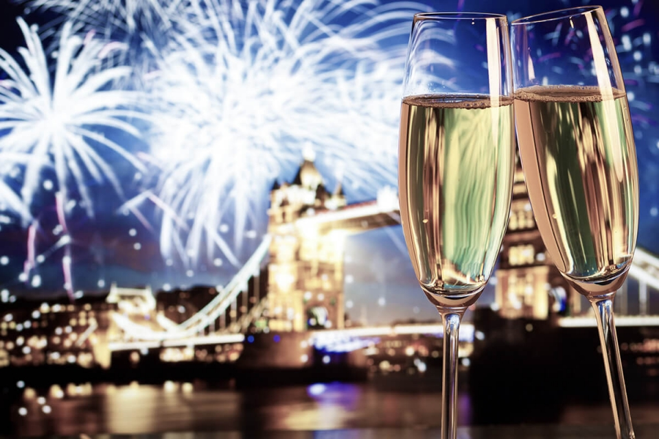 Best Cities To Celebrate New Year 2018