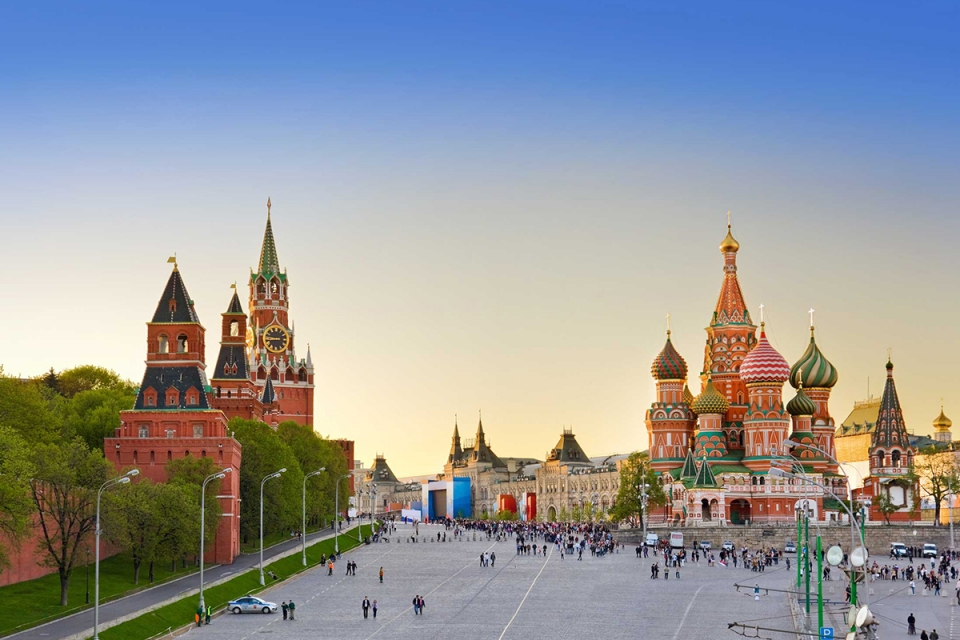 Top Heritage Sites, Tours & Attractions You Must See in Moscow - Russia