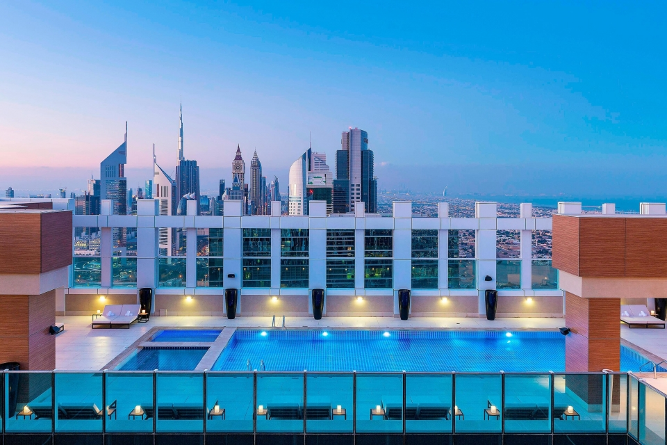 My Hotel Stay Experience in Dubai – Sheraton Grand Hotel